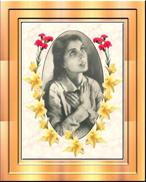 Bienheureuse Alexandrina Maria da Costa de Balasar (1904-1955) Alex_costa_index