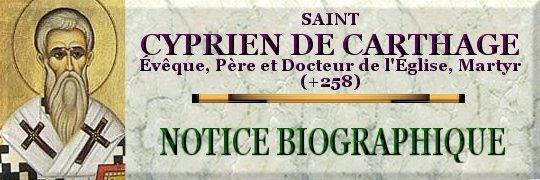 Le Ciel : Ultime récompense du chrétien ! Imaginez sa beauté ! - Page 3 Cyprien_carthage_tit_2