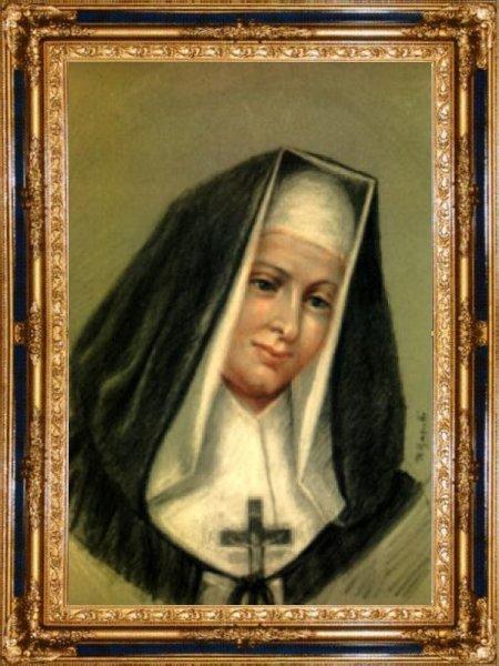Petite vie de Marie-Louise Trichet - cofondatrice des Filles de la Sagesse avec L.-M. Grignion de Montfort